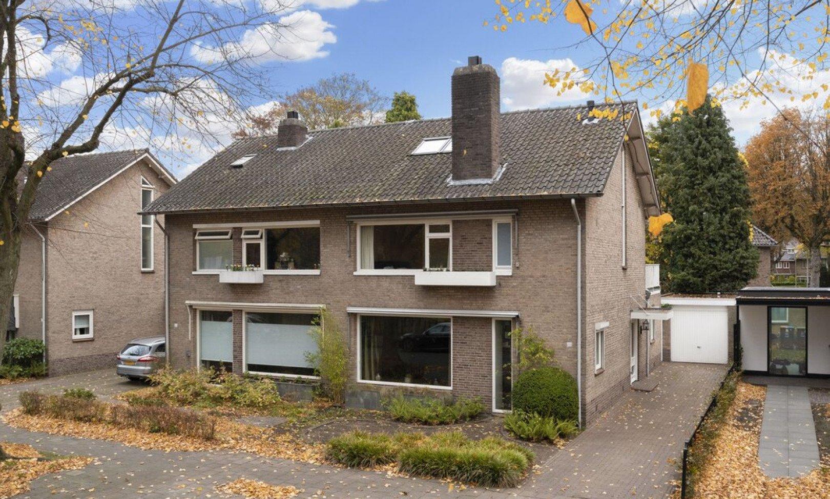 Tilburg, Burgemeester Rauppstraat 19